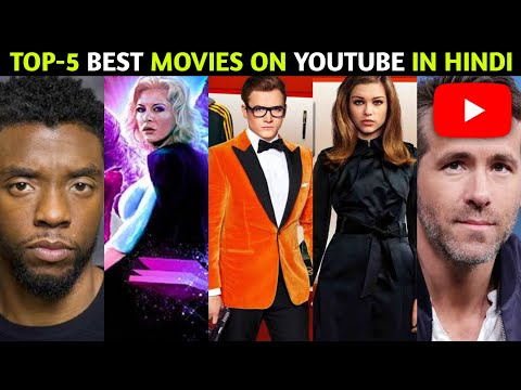 Top 5 Hollywood Best Movies Available On YouTube In Hindi   Part 77