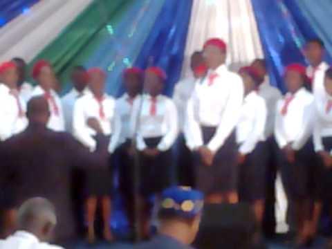 St Peter's Anglican Church Choir Umunjam, Mbieri. - YouTube