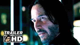 JOHN WICK 3 Official Trailer 2 (2019) Keanu Reeves
