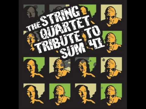 sum41 -  Hell Song ( The String Quartet Tribute to Sum 41)
