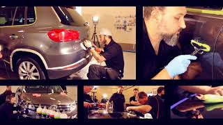 Makki's CarSPA auto detailing training and certification course
