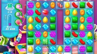 Candy Crush Soda Saga Level 1063 No Boosters