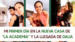 """Primer día en la """"casa nueva de La Academia"""" y casi me ahogo - Silvia Zepeda"""