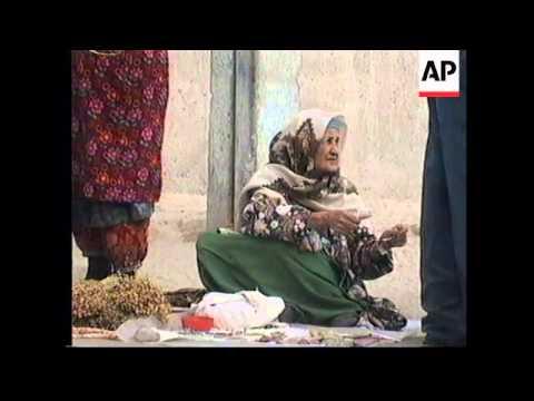UZBEKISTAN: ATTEMPTS MADE TO CONFINE AFGHANISTAN CONFLICT