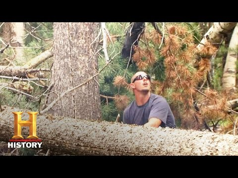 Ax Men: The Zitterkopfs Take Down the Teepee of Death (S8, E8)