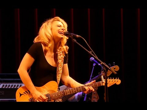 Samantha Fish 2017-04-06 St. Petersburg Florida - The Palladium - 1st Show of Chills & Fever Tour