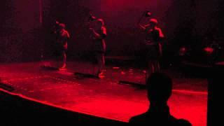 Laing - Wechselt die Beleuchtung (LIVE) - Volksbühne Berlin 2014