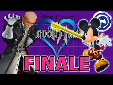 Kingdom Hearts: Dream Drop Distance FINALE | Stream Four Star