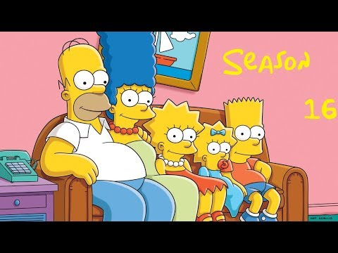All couch gags  Each Episode  Simpsons Season 16