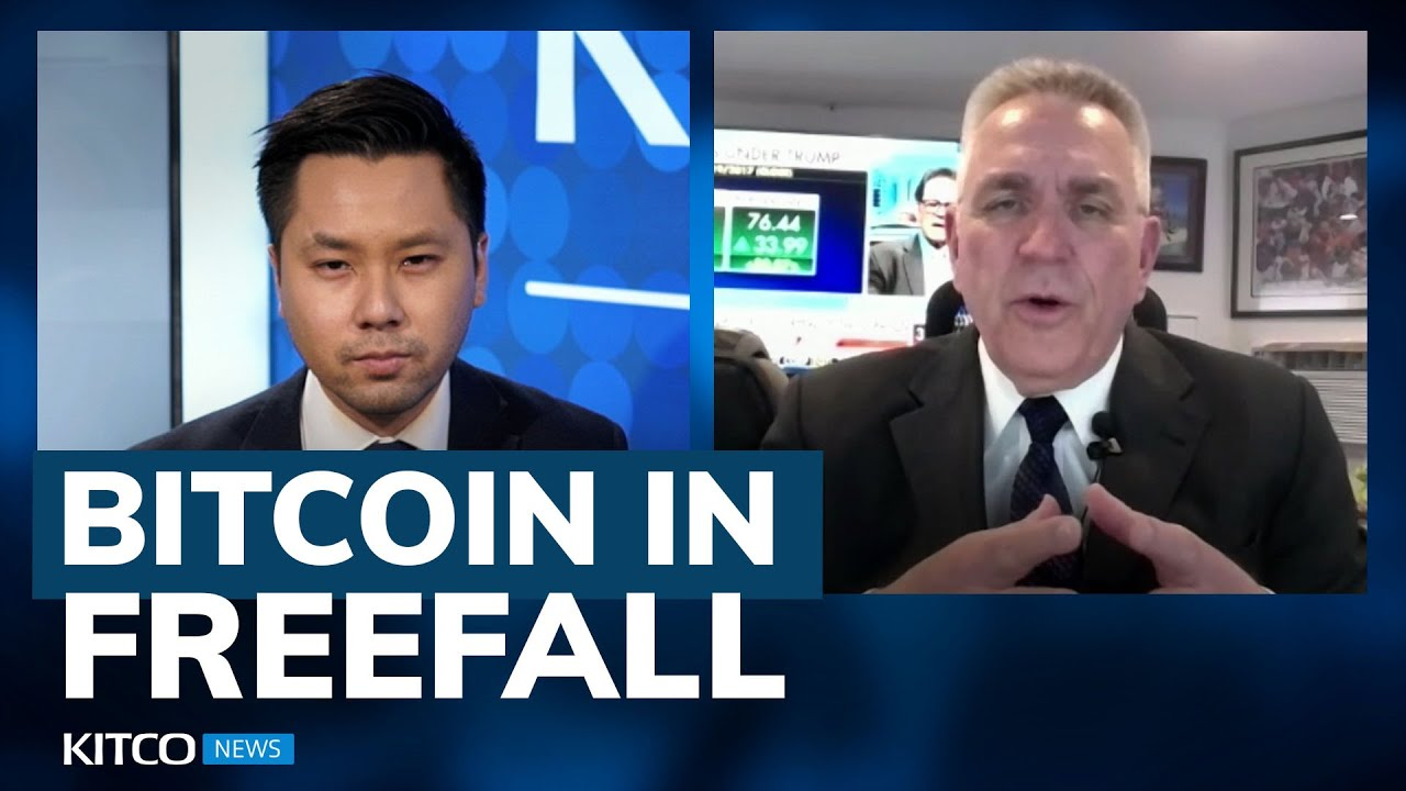 Bitcoin price falls 20%; why you should wait for even more pullbacks - Todd Horwitz