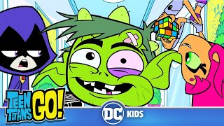 Teen Titans Go! in Italiano   Allenamento dei cervelli   DC Kids