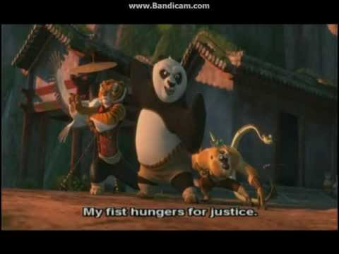 Kung Fu Panda 2 First Battle