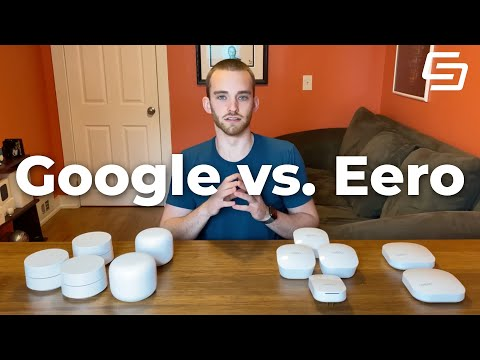 Eero vs. Google WiFi: With Extra Thoughts on Nest WiFi & Eero Pro