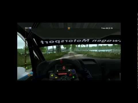 WRC3 - AGB Golden Team GamePlay (FULL HD) SBM