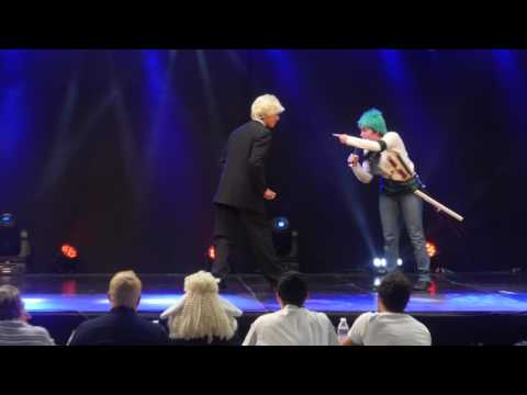 related image - Festival Mangalaxy 2016 - Concours Cosplay Dimanche - 14 - One Piece - Sanji & Zoro