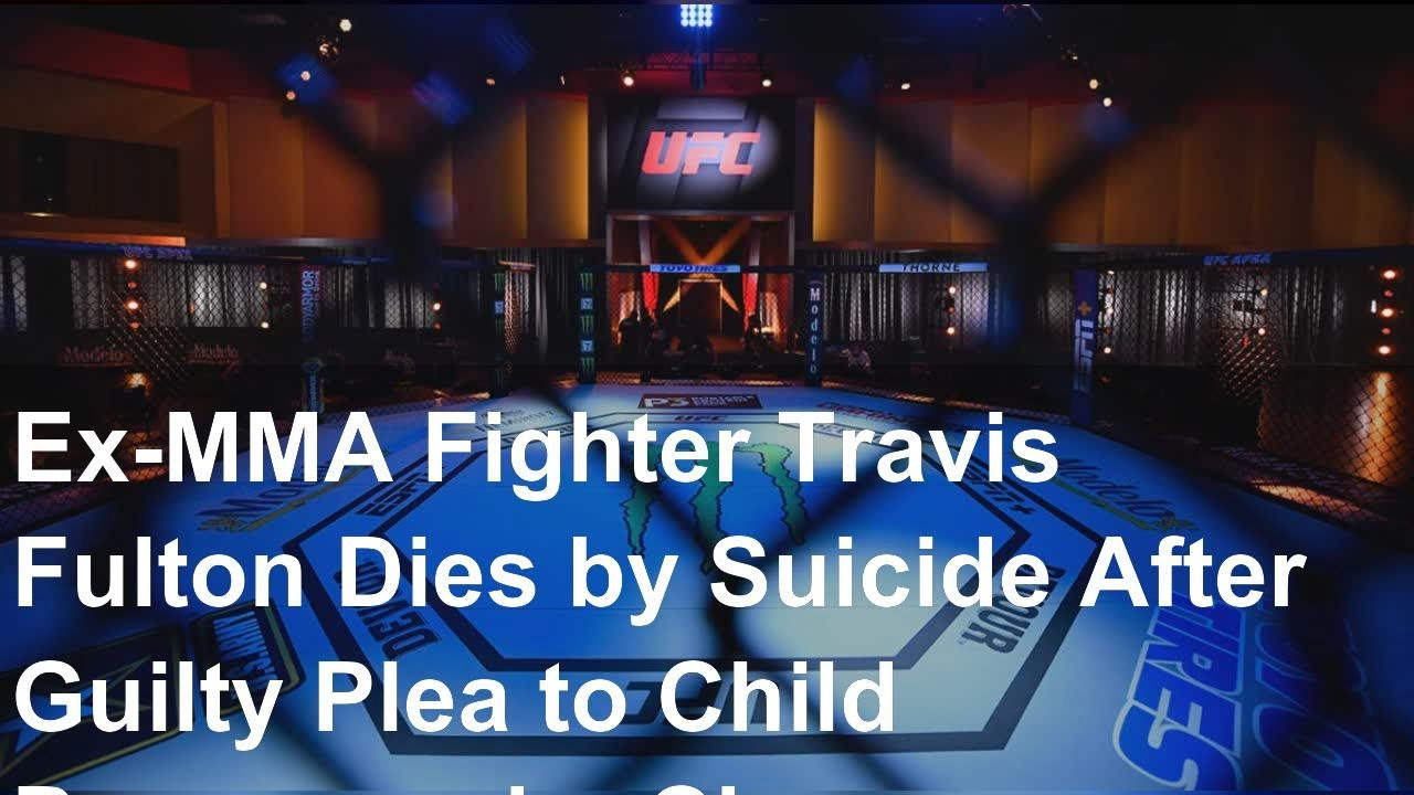 Who Was Travis Fulton? Former MMA Fighter Dies in Jail Cell