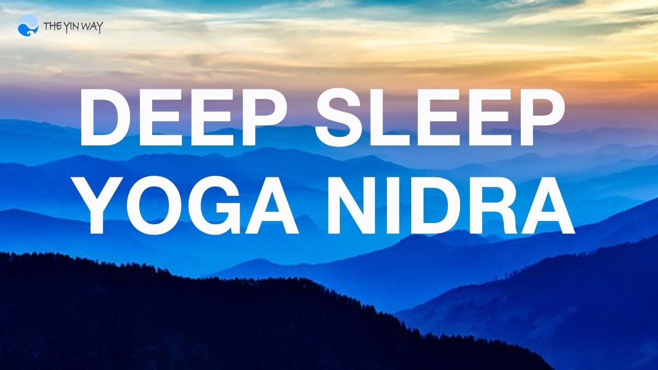Deep Sleep Yoga Nidra Youtube