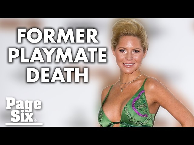 Former Playboy Playmate Ashley Mattingly died of self-inflicted gunshot | Page Six Celebrity News