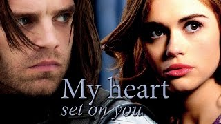 Bucky and Lydia | my heart is set on you [winter soldier/banshee]