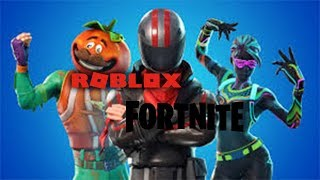 PLAYING ROBLOX FORTNITE WITH???? / MAX LED