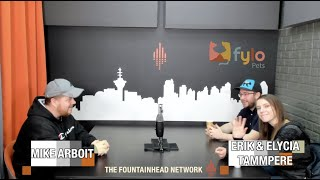 The Fountainhead Network Presents PoCommunity Episode 28: Fylo Pets