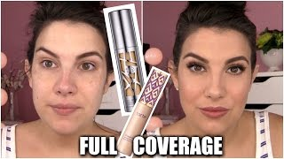 ULTIMATE FULL COVERAGE FACE + Reviews