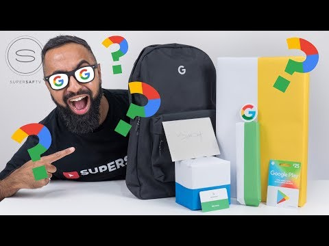 Download Youtube: Mystery Packages from GOOGLE