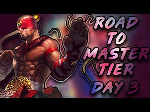 Koussay3 Montage | Tryharding in Solo Q Day 3 | ( League Of Legends ) thumbnail