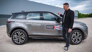 Люкс по цене Кодиака: Range Rover Evoque 2020