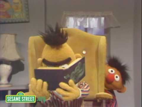 Sesame Street: Ernie Gets Bert to Exercise
