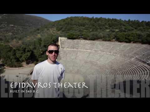 Travel Guide Epidavros Theater Peloponnese, Greece