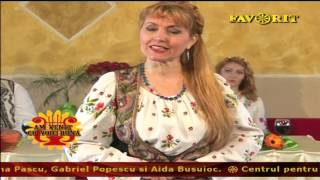 Anica Gantu - Nana drumurile toate (Favorit TV) 07-03-2015
