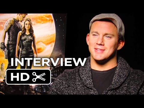 Jupiter Ascending Interview - Channing Tatum (2015) - Mila Kunis Movie HD