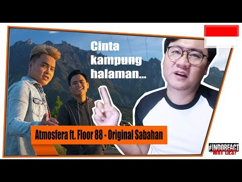 Free Download Atmosfera Ft. Floor 88 - Original Sabahan #indoreact Mp3 dan Mp4