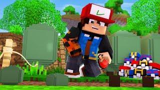 Minecraft: LIGA PIXELMON DARK #2 - POKEBOLAS INFINITAS !!!  ‹ Ine ›