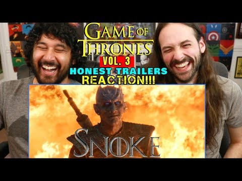 Honest Trailers   GAME OF THRONES Vol. 3 - REACTION!!!