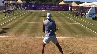 Rafael Nadal ● Pre Wimbledon 2018 Practices