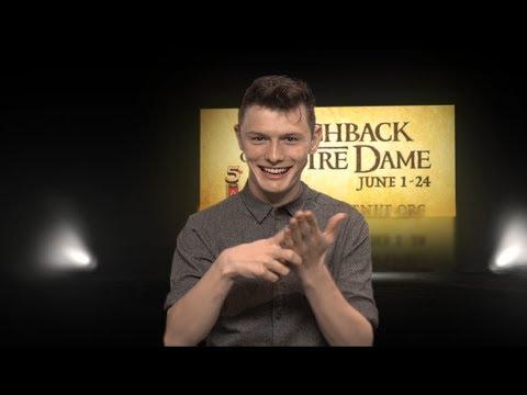 Musical Theater Factory - Meet Josh Castille (Quasimodo)