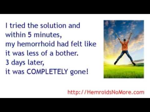 Sitz Bath For Hemorrhoid Relief YouTube