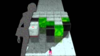 IQ REMIX Intelligent Qube Gameplay {PS2} {HD 1080p}