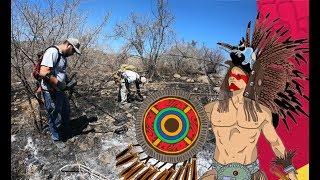 #Detectando Entre Las Cenizas De Una Antigua Civilización