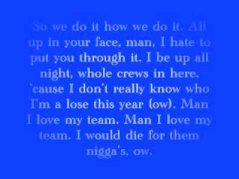 Lyrics for Up All Night by Drake