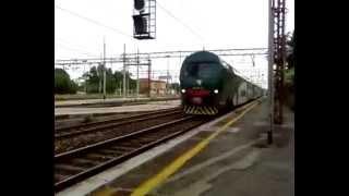 Treni a Monza - TAF Trenord con S9 - 26/05/2012