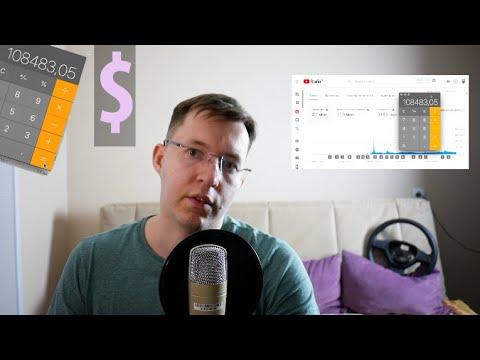 Сколько я получил за 3000000 просмотров и сколько зарабатывают блогеры на YouTube