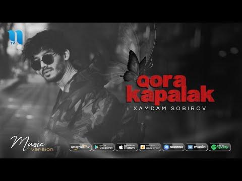 Xamdam Sobirov - Qora kapalak (audio 2020)