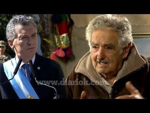Pepe Mujica explica por qué Argentina eligió a Macri. Imperdible análisis de latinoamérica