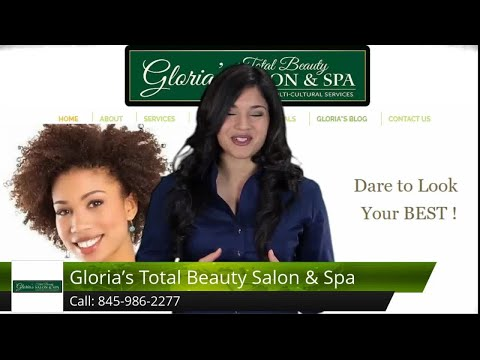 Gloria's Total Beauty Salon & Spa Review Warwick NY 845-986-2277