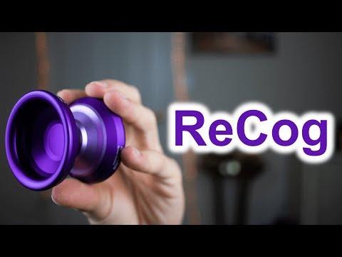 UNPRLD ReCognition (Colin Beckford Sig) YoYo Review