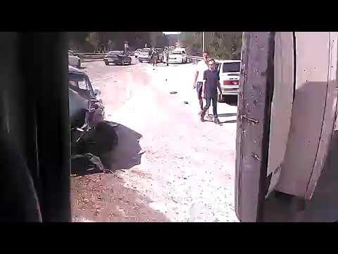 Авария в Кяхте 30.07.18