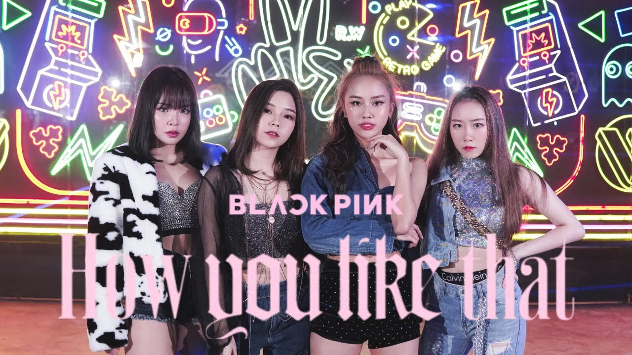BLACKPINK(블랙핑크) - 'How You Like That' DANCE COVER 댄스 커버 | Jestinna | MALAYSIA